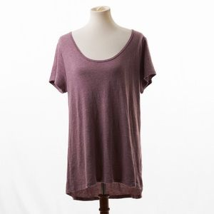 4/$25 LuLaRoe Womens Light Berry T-shirt  Large